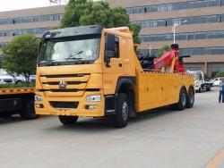 china 60 rotator tow truck