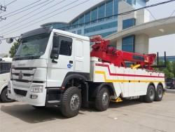 china 85 ton rotator tow truck