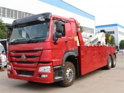 china 75 ton rotator tow truck