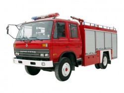 China 10 ton water/foam fire fighting truck