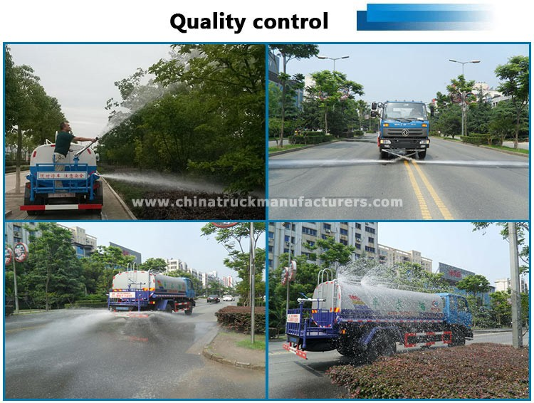 China Water tank truck Suppliers