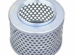 "STRAINER, FPT, STANDARD, 3/8"" HOLES"