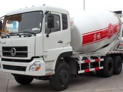 Dongfeng 6x4 Concrete Mixer Truck 10m3