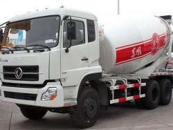 Dongfeng 6x4 Concrete Mixer Truck 10m3