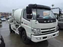 FOTON 4x2 concrete mixer truck 3m3
