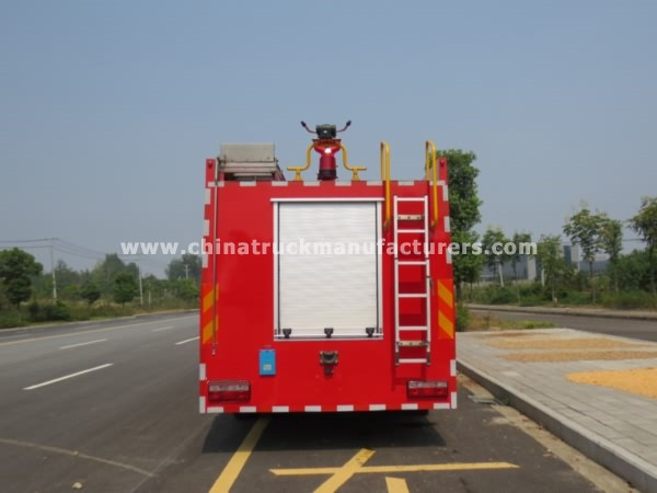 China 8x4 20 ton fire fighting truck
