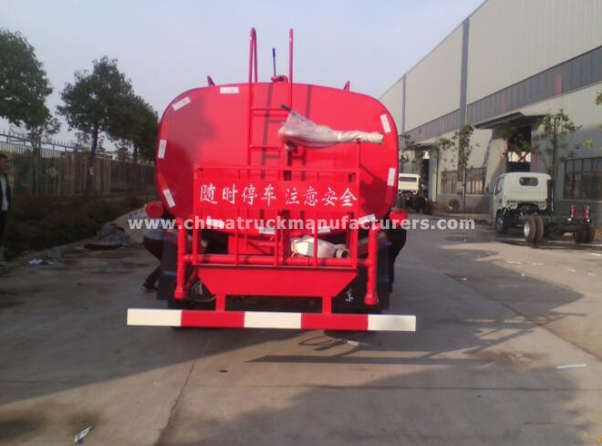 Dongfeng 4x2 6 ton fire water fighting truck
