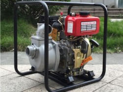 fire fighting truck water pump