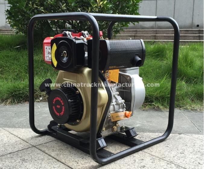 fire fighting truck water pump