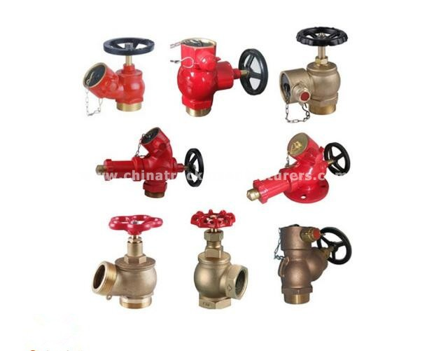 Pressure reducing valve(fire hydrant valve)