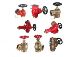Pressure reducing valve(fire hydrant valve)