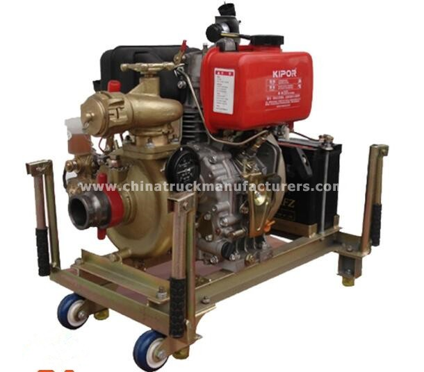Portable Diesel Fire Pump