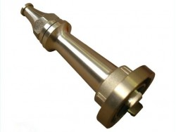 Fire hose nozzle, fire fighting nozzle