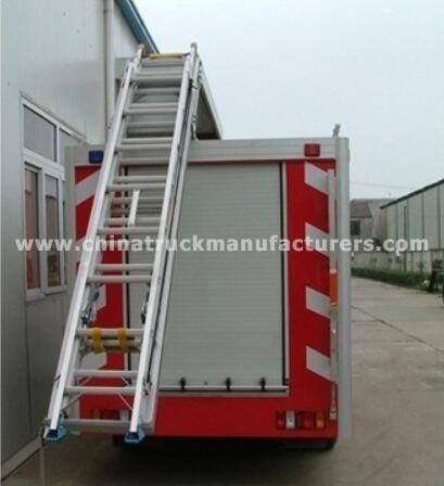 Fire Truck Body Aluminum Ladder