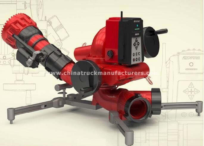 Water Cannon Truck Fire Water /Foam Monitor