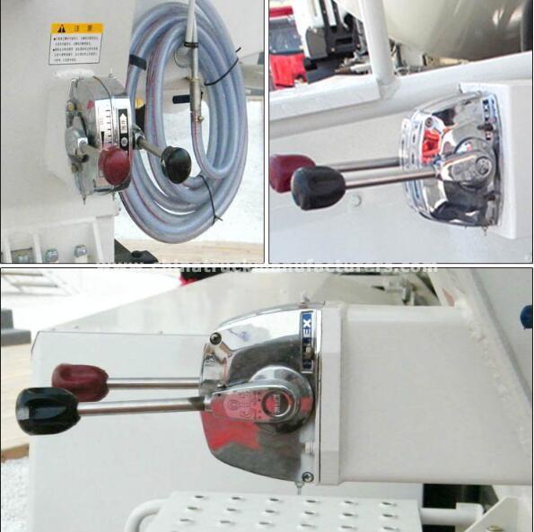 handheld co<em></em>ntroller box for co<em></em>ncrete mixer truck