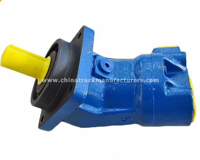 Concrete mixer truck hydraulic pump