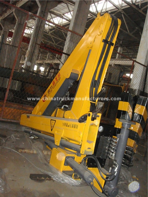 knuckle boom 3.2ton small crane