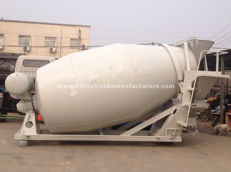 mini concrete mixer drum