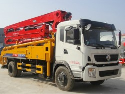 china 4x2 26m Concrete Pump Truck