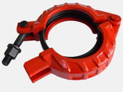 concrete pump fast clamp coupling factor