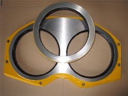 Concrete pump spare parts cutting ring
