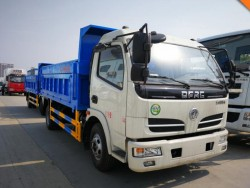 China 4X2 5 ton garbage dump truck