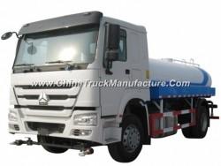 Sinotruk HOWO Water Tank Truck 6X4 Price for Tanker Truck