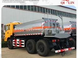 10cbm Capacity Fuel Tanker Truck for Desert Driving