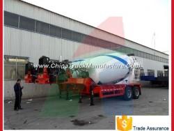 6-8-10-12 Cbm Concrete Mixer Truck 4*2 Mobile Cement Mixer
