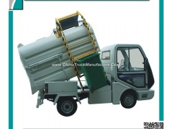Electric Garbage Trucks, Sealed Rear Box for Liquid Waste, Eg-6042xa1