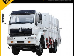 EUR IV Garbage Compactor Truck with ISUZU chassis