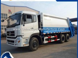 Dongfeng 18cbm 6X4 Garbage Compactor Truck