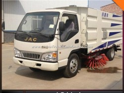 Steet Cleaner JAC 5m3 Street Cleaning Truck Road Sweeper Truck