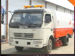 Dongfeng 6m3 7m3 Street Cleaning Truck Street Sweeper Truck