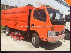 5m3 Rhd Higway Sweeper Truck Road Floor Sweeping Truck