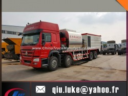 8*4 Asphalt Paver Synchronous Chip Sealer Truck for Sale
