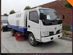 5000L Sweeper Truck Road Cleaning Truck Road Cleaner Truck