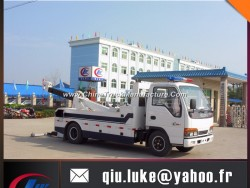 Low Price Japan Brand Isuzu Tow Truck for Heavy Duty