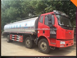 FAW 15000L Milk Tank Truck Fresh Milk Transport Truck
