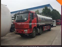 Milk Tanker Truck, 6*2 6*4 Tank Truck for Fresh Milk Delivery