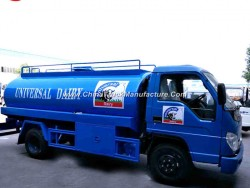 FAW Foton 15000L Milk Tank Truck Fresh Milk Transport Truck