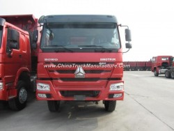 HOWO 6X4 Tipper 336HP Euro II Emission Dump Truck (ZZ3257N3447A1/NOWA)