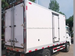 Cheap Price of Refrigerated Truck for Cold Chain Logistics Transport