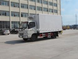 Rhd 6 Wheels Refrigerated Truck for Sale