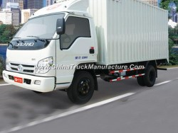 HOWO / Foton 2 Axles 3t Freezer Truck
