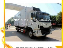 High Quality Load 10ton Freezer Truck for Sale
