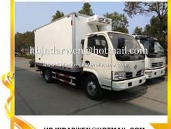 Dongfeng DFAC 5ton Small Refrigerator Truck for Sale