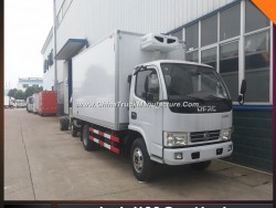 Freezer Van Truck, Refrigerator Truck with Different Temperature From China for Sale