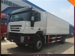 Iveco 12mt 15mt Freezer Cargo Van Cooling Van Truck